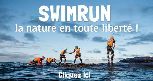 Swimrun, la nature en toute liberté !