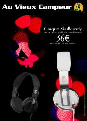 Casques Skullcandy 2