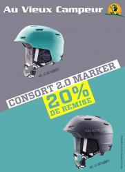 Consort 2.0 Marker